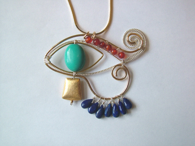 eye of Horus small